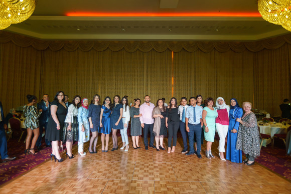 Celebration of graduates of the Baccalaureate and Brevet exam – July 2017